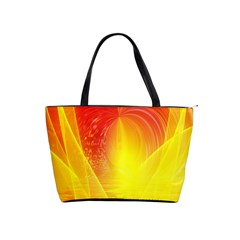 Realm Of Dreams Light Effect Abstract Background Shoulder Handbags