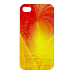 Realm Of Dreams Light Effect Abstract Background Apple iPhone 4/4S Hardshell Case