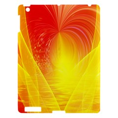 Realm Of Dreams Light Effect Abstract Background Apple iPad 3/4 Hardshell Case
