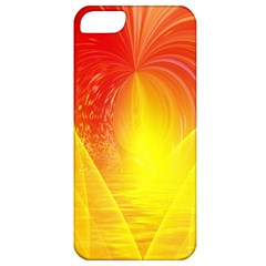 Realm Of Dreams Light Effect Abstract Background Apple iPhone 5 Classic Hardshell Case