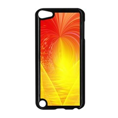 Realm Of Dreams Light Effect Abstract Background Apple Ipod Touch 5 Case (black)