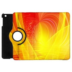Realm Of Dreams Light Effect Abstract Background Apple Ipad Mini Flip 360 Case