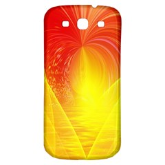 Realm Of Dreams Light Effect Abstract Background Samsung Galaxy S3 S III Classic Hardshell Back Case
