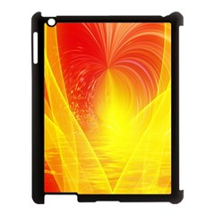 Realm Of Dreams Light Effect Abstract Background Apple iPad 3/4 Case (Black)