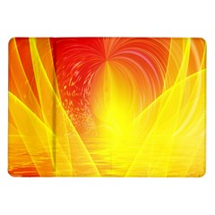 Realm Of Dreams Light Effect Abstract Background Samsung Galaxy Tab 10.1  P7500 Flip Case