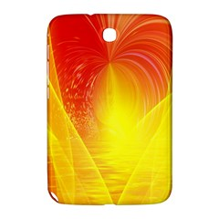 Realm Of Dreams Light Effect Abstract Background Samsung Galaxy Note 8 0 N5100 Hardshell Case