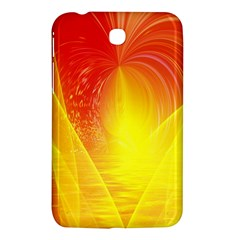 Realm Of Dreams Light Effect Abstract Background Samsung Galaxy Tab 3 (7 ) P3200 Hardshell Case