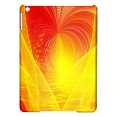 Realm Of Dreams Light Effect Abstract Background iPad Air Hardshell Cases