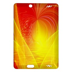Realm Of Dreams Light Effect Abstract Background Amazon Kindle Fire HD (2013) Hardshell Case