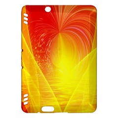 Realm Of Dreams Light Effect Abstract Background Kindle Fire HDX Hardshell Case