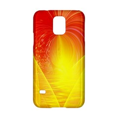 Realm Of Dreams Light Effect Abstract Background Samsung Galaxy S5 Hardshell Case