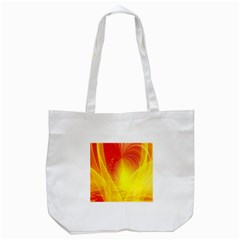 Realm Of Dreams Light Effect Abstract Background Tote Bag (White)