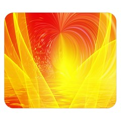 Realm Of Dreams Light Effect Abstract Background Double Sided Flano Blanket (Small)