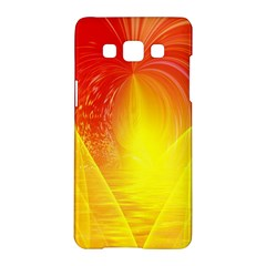 Realm Of Dreams Light Effect Abstract Background Samsung Galaxy A5 Hardshell Case