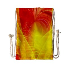 Realm Of Dreams Light Effect Abstract Background Drawstring Bag (Small)