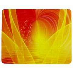 Realm Of Dreams Light Effect Abstract Background Jigsaw Puzzle Photo Stand (rectangular)