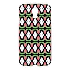 Abstract Pinocchio Journey Nose Booger Pattern Samsung Galaxy S4 I9500/I9505 Hardshell Case