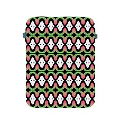 Abstract Pinocchio Journey Nose Booger Pattern Apple iPad 2/3/4 Protective Soft Cases