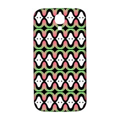 Abstract Pinocchio Journey Nose Booger Pattern Samsung Galaxy S4 I9500/I9505  Hardshell Back Case
