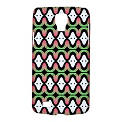 Abstract Pinocchio Journey Nose Booger Pattern Galaxy S4 Active