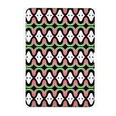 Abstract Pinocchio Journey Nose Booger Pattern Samsung Galaxy Tab 2 (10.1 ) P5100 Hardshell Case