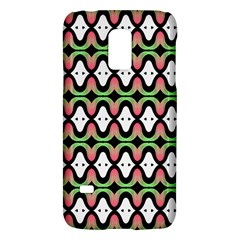 Abstract Pinocchio Journey Nose Booger Pattern Galaxy S5 Mini
