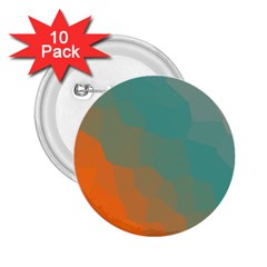 Abstract Elegant Background Pattern 2.25  Buttons (10 pack)