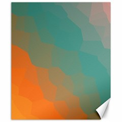 Abstract Elegant Background Pattern Canvas 20  x 24