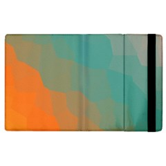 Abstract Elegant Background Pattern Apple iPad 3/4 Flip Case