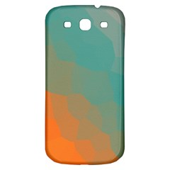 Abstract Elegant Background Pattern Samsung Galaxy S3 S Iii Classic Hardshell Back Case