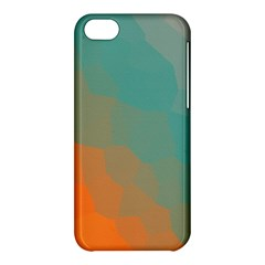 Abstract Elegant Background Pattern Apple Iphone 5c Hardshell Case