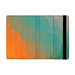 Abstract Elegant Background Pattern iPad Mini 2 Flip Cases