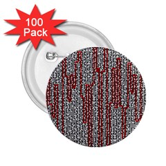 Abstract Geometry Machinery Wire 2 25  Buttons (100 Pack)