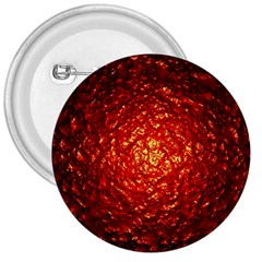 Abstract Red Lava Effect 3  Buttons