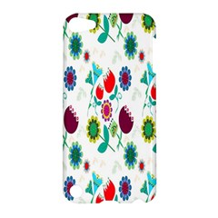 Lindas Flores Colorful Flower Pattern Apple iPod Touch 5 Hardshell Case