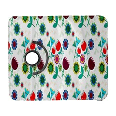 Lindas Flores Colorful Flower Pattern Galaxy S3 (Flip/Folio)