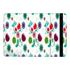 Lindas Flores Colorful Flower Pattern Samsung Galaxy Tab Pro 10.1  Flip Case