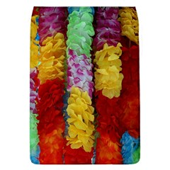 Colorful Hawaiian Lei Flowers Flap Covers (l)