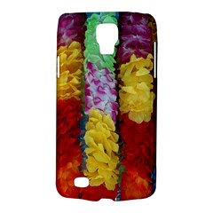 Colorful Hawaiian Lei Flowers Galaxy S4 Active