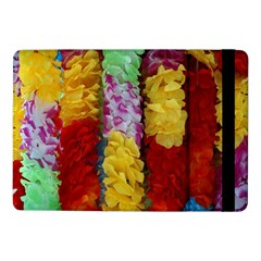 Colorful Hawaiian Lei Flowers Samsung Galaxy Tab Pro 10.1  Flip Case