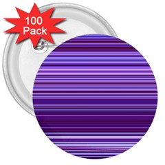 Stripe Colorful Background 3  Buttons (100 Pack)