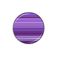 Stripe Colorful Background Hat Clip Ball Marker (10 pack)