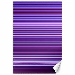 Stripe Colorful Background Canvas 24  X 36