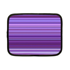 Stripe Colorful Background Netbook Case (small)
