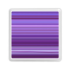 Stripe Colorful Background Memory Card Reader (square)