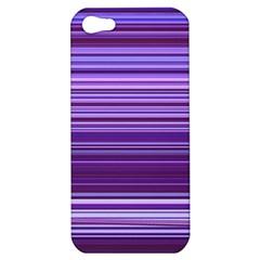 Stripe Colorful Background Apple iPhone 5 Hardshell Case