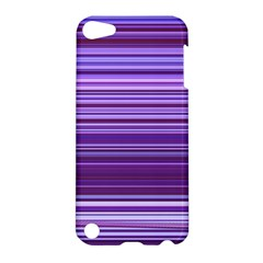 Stripe Colorful Background Apple iPod Touch 5 Hardshell Case