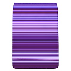 Stripe Colorful Background Flap Covers (L)