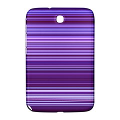 Stripe Colorful Background Samsung Galaxy Note 8 0 N5100 Hardshell Case