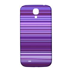 Stripe Colorful Background Samsung Galaxy S4 I9500/I9505  Hardshell Back Case